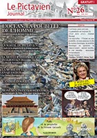 la couverture du Pictavien Journal
