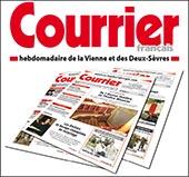 pub COURRIER FRANCAIS (Hebdomadaire payant)