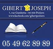 pub GIBERT JOSEPH  LIBRAIRIE-PAPETERIE