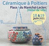 pub de CERAMIQUE A POITIERS - 18 & 19 JUIN 2021
