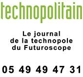 pub LE TECHNOPOLITAIN (Mensuel Gratuit)